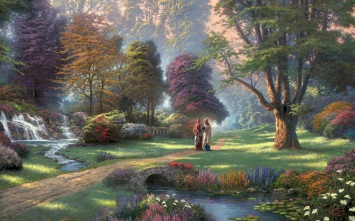 jesuschrist_walking_ingarden_freecomputerdesktopwallpaper_1440
